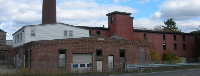 Caryville Factory